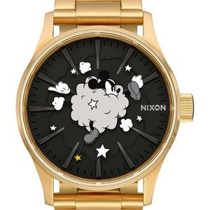 NIXON x Disney Mickey Mouse 90th Anniversary Watch